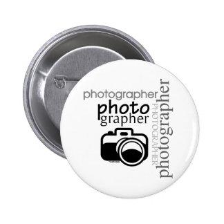 Photographer v.2 2 inch round button