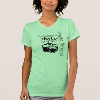 Photographer v.2 tee shirt
