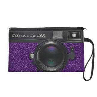 Photographer violet Camera
