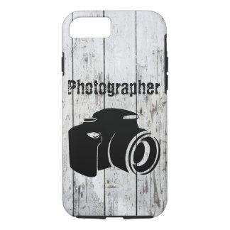 Photographer w/ Camera iPhone 7, Tough iPhone 8/7 Case