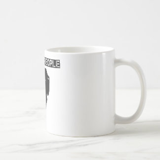Photographers are Violent Classic White Coffee Mug