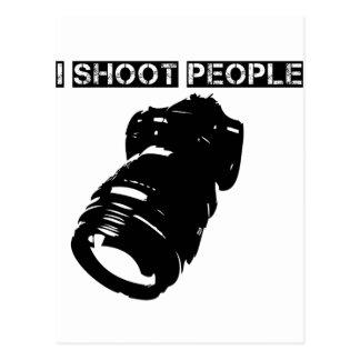 Photographers are Violent Postcard