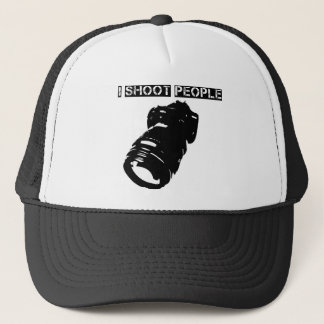 Photographers are Violent Trucker Hat