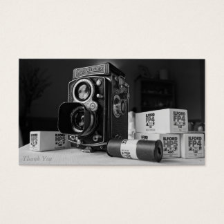 Photographers Biz Card