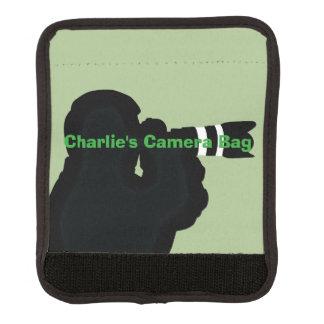 Photographer's Design Luggage Handle Wrap