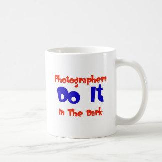 Photographers DO IT In The Dark Coffee Mug
