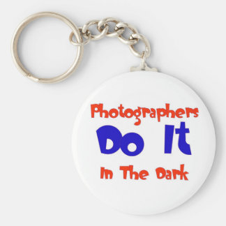 Photographers DO IT In The Dark Keychain