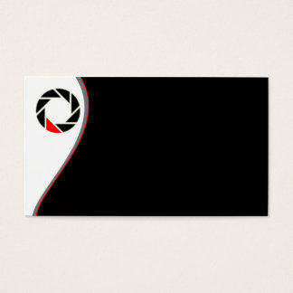 Photographers dream business card