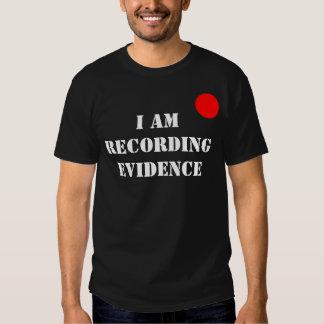 "Photographer's ""Evidence"" Shirt"