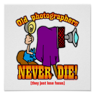 Photographers Posters