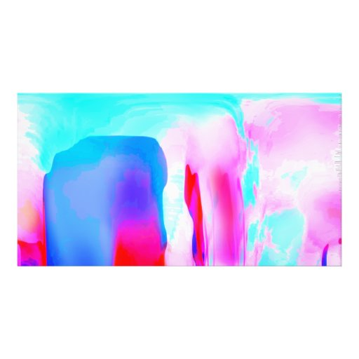 Photographic Abstraction One Photo Print