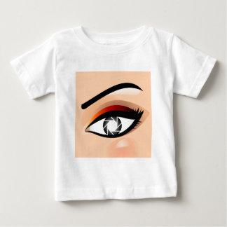 Photographic Eye Baby T-Shirt
