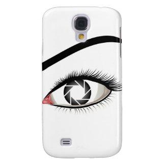 Photographic Eye Galaxy S4 Case