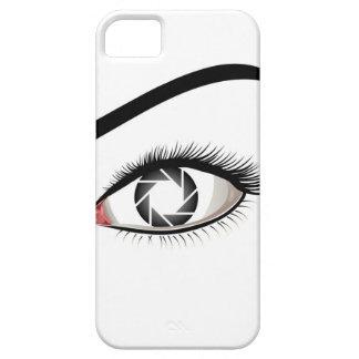 Photographic Eye iPhone SE/5/5s Case