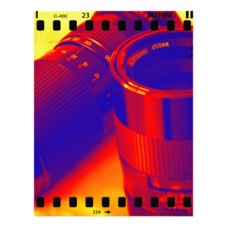 Photographic Lenses Letterhead