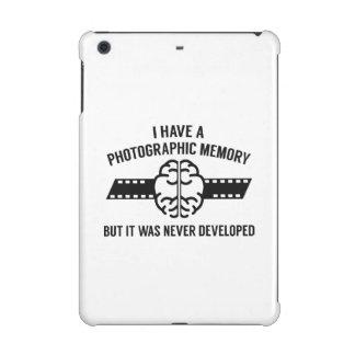 Photographic Memory iPad Mini Case