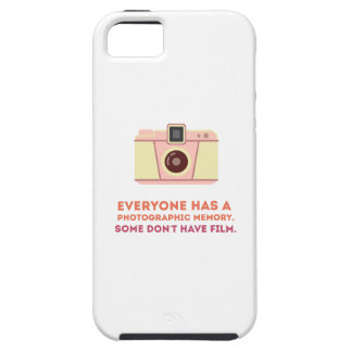 Photographic Memory iPhone SE/5/5s Case