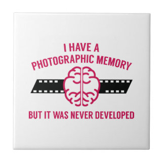 Photographic Memory Tile