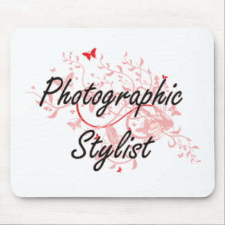 Photographic Stylist Artistic Job Design with Butt Mouse Pad