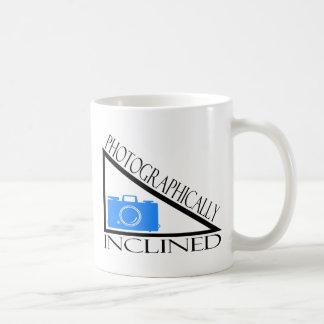 Photographically Inclined Coffee Mug