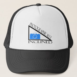 Photographically Inclined Trucker Hat