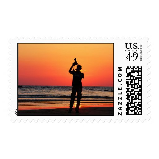 Photographing The World 2 Postage Stamps