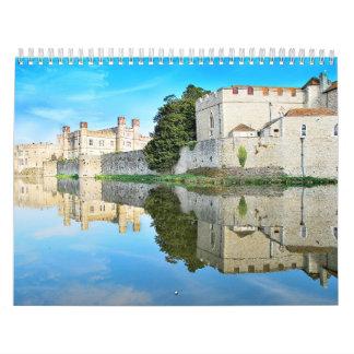 Photographs from England Calendar