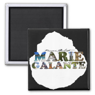 Photographs of Marie-Gallant Magnets