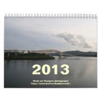 Photography wall calendar 2013
