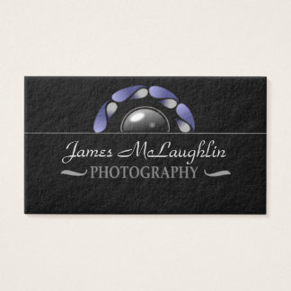 """Photography 3.5"""" x 2.0"""", Ultra-Thick Premium Paper Business Card"""