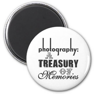 Photography A Treasury of Memories Refrigerator Magnets