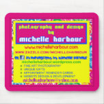 Photography and Design by Michelle Harbour Mousepad