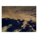Photography Art Aerial Pattern Print