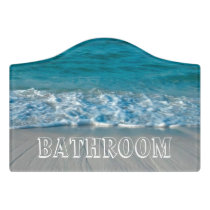 Photography - AT THE BEACH   your ideas Door Sign