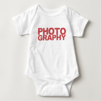 Photography Baby Bodysuit