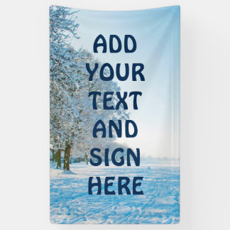 Photography - beautiful Winter Park + your ideas Banner