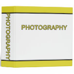 Photography Binder by David M. Bandler