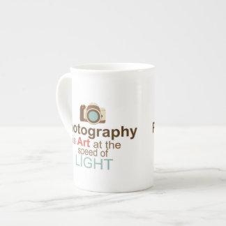 Photography Bone China Mug