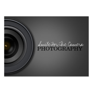 Photography Large Business Cards (Pack Of 100)