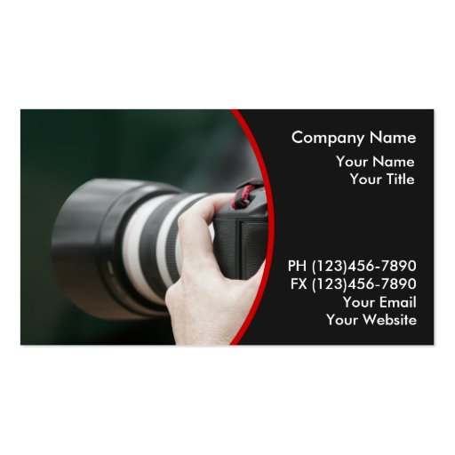 graphy Business Card