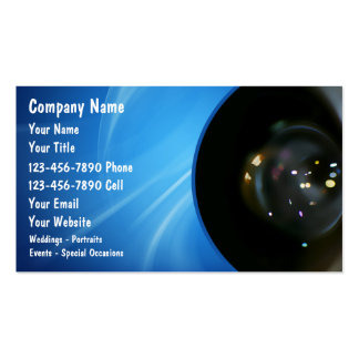 500 videographer business cards and videographer business for Videographer business cards
