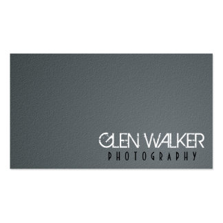 Photography - Business Cards