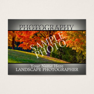 Photography Business Cards | DIY Templates