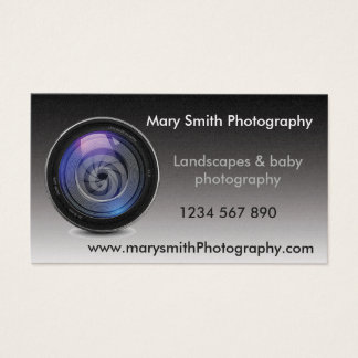 Photography Busness Card