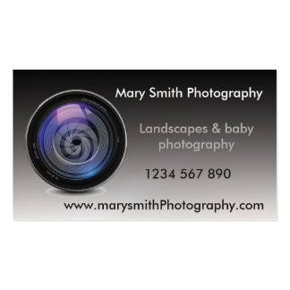 Photography Busness Card Business Card