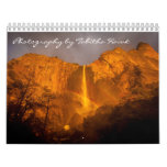 Photography by Tabitha Hawk 12 Month Calendar