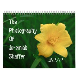 Photography Calendar 2010
