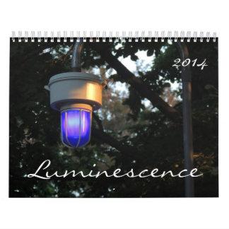 "Photography Calendar- ""Luminescence"" Calendar"