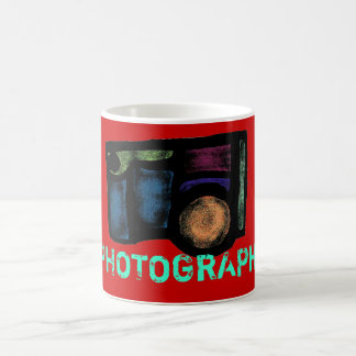 Photography Camera Coffee Mug