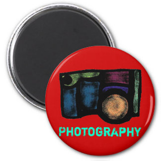 Photography Camera Magnet
